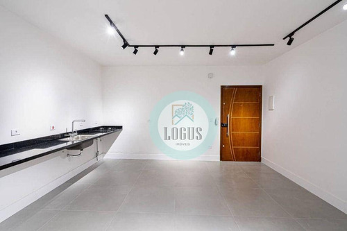 Imagem 1 de 30 de Apartamento Com 2 Suítes, Todo Reformado À Venda, 70 M² Por R$ 340.000 - Vila Humaitá - Santo André/sp - Ap1874