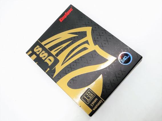 Hd Ssd Kingspec 240 Gb Sata3 2.5 Pol Notebook Frete Grátis