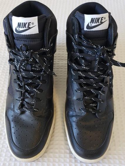 Tênis Feminino Dunk Sky Hi Essential - Nike - Tam. 38