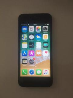 iPhone 5s 32gb Com Carregador Icloud Limpo