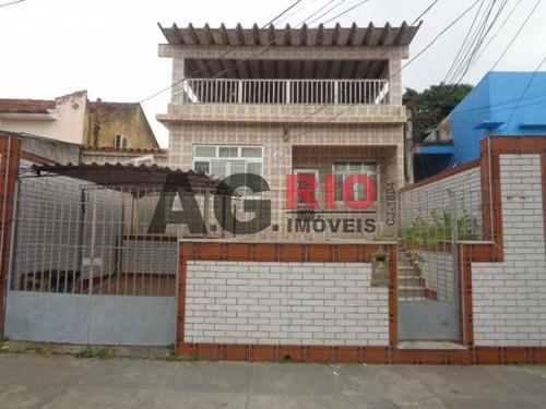 Casa De Rua-locação-bento Ribeiro-rio De Janeiro - Vvca30061