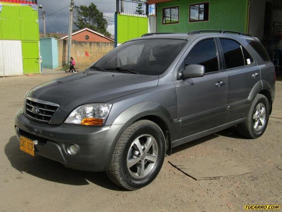 Kia Sorento Furia 2.5 4x4 Diesel 7 Psj