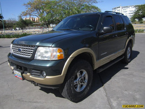Ford Explorer Everest Xlt 4x4 - Automatico