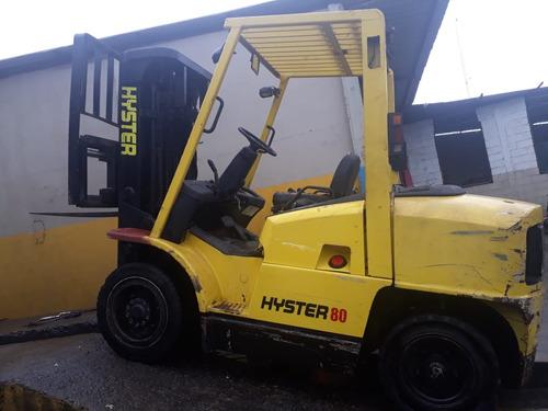 Montacarga  Hyster