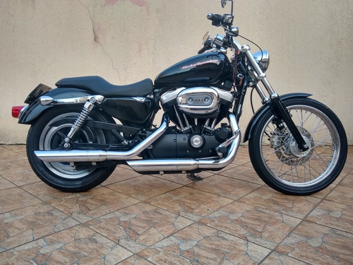 Harley Davidson 883 Custon