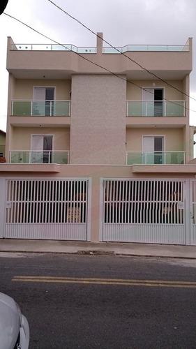 Imagem 1 de 1 de Apartamento Cobertura S/ Condomínio Em Vila Sao Pedro - Santo André - 4153