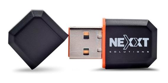 Adaptador Nexxt Wifi Wireless 600mbps Usb Lynx 2.4ghz