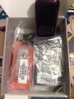 Nextel I786w Red En Caja Cable Usb Memoria Holder Mp3 Camara