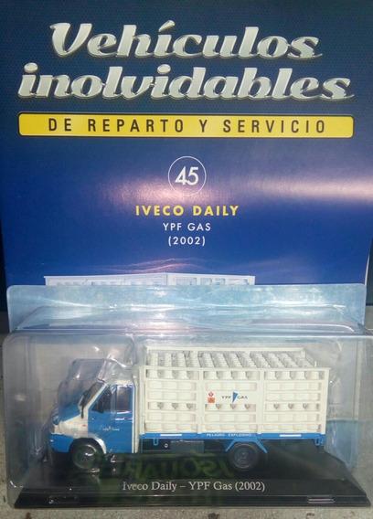 Inolvidables Reparto Iveco Daily Ypf Gas