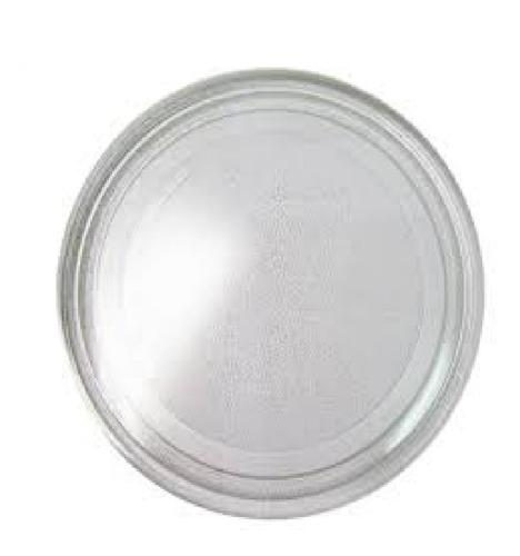 Plato De Microondas Liso De 24,5 Cm De Diámetro