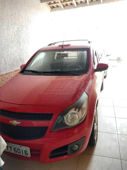 Chevrolet Montana 1.4 Sport Econoflex 2p 2014