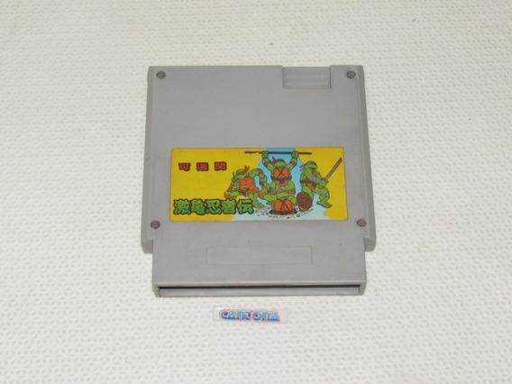 Tartaruga Ninja Raposinha Turbo Game Phantom Compatível Nes
