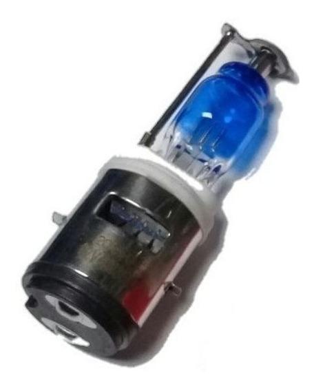 Lampara Motos Simil Xenon 12v 35/35w Culote Bosch Pag Ba20d