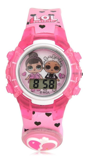 Reloj Lol Surprise Con Luces