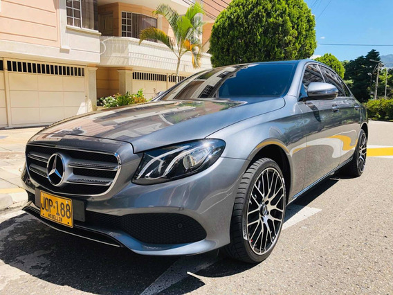 Mercedes Clase E 200 Avantgarde