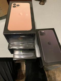 iPhone 11 (pro) Normal Nuevos Sellados