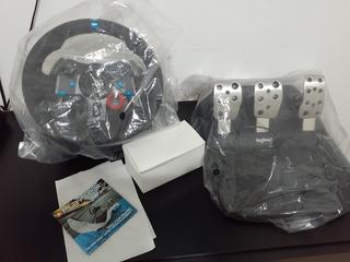 Volante Simulador Logitech G29 Pedalera Ps3 Ps4 Pc Nuevo