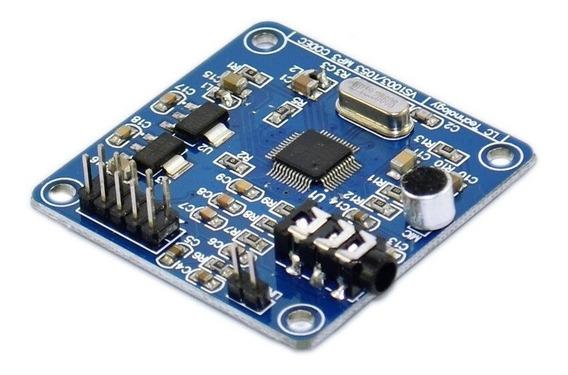Módulo Vs1003 Mp3 Codec Audio Arduino