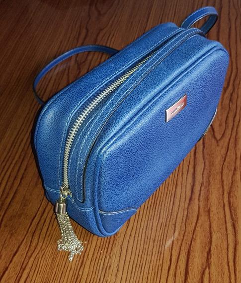 Bolsa Dumond Azul
