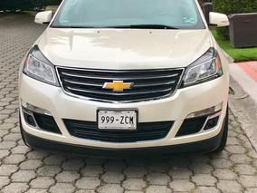 Chevrolet Traverse 3.6 Lt2 V6 Piel Qc Abs 7 /pas B Mt