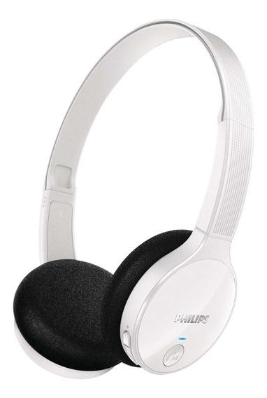 Fone De Ouvido Philips Shb4000 Sem Fio Bluetooth | Vitrine