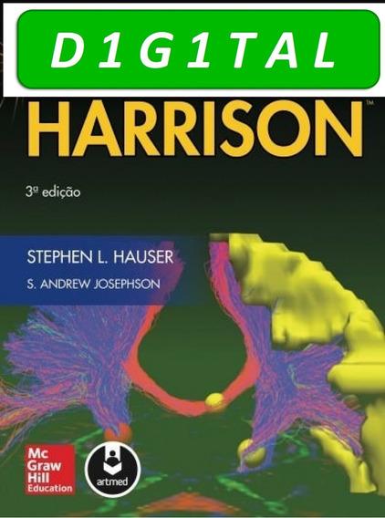 Neurologia Clínica De Harrison - 3ª Ed.