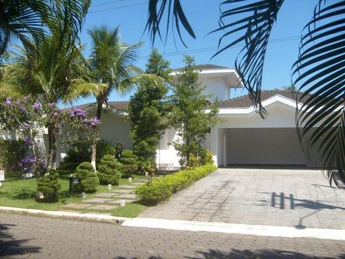 Casa Residencial Para Venda , Acapulco, Guarujá - Ca0506. - Ca0506