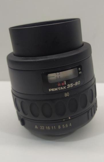 Lente Pentax 3580mm