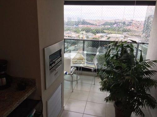 Imagem 1 de 15 de Apto 3 Dorms, 1 Suite, 2 Vagas Na Chácara Santo Antonio - Py2573