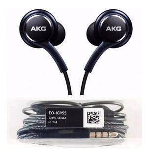 Auriculares Samsung Akg S8/s9/s10 Mas Repuesto De Gomitas