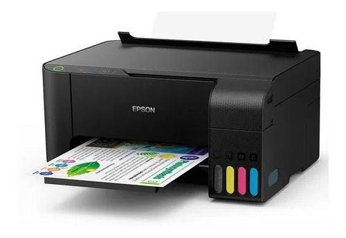 Imp Epson L3110 Tinta De Sublimacion Sistema Original 75*4