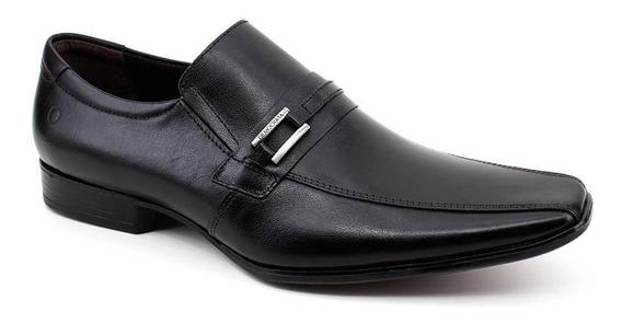 Sapato Masculino Democrata Premier 206284 Couro Loja Pixolé