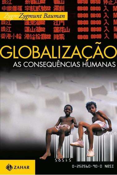 Globalizacao - As Consequencias Humanas