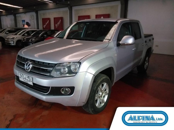 Volkswagen Amarok 4x4 Turbo Diésel 2.0 2011 Impecable!