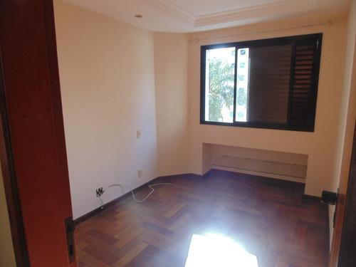 Apartamento Em Moema Pássaros, São Paulo/sp De 90m² 3 Quartos Para Locação R$ 3.600,00/mes - Ap892662