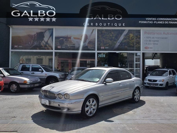 Jaguar X-type 2.0, Retira Con Usd 10.450- Galbo