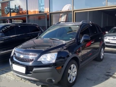 Chevrolet Captiva 2.4 16v Sport 2010