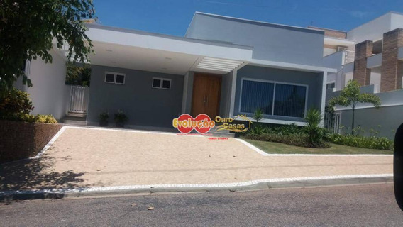 Casa Térrea -condomínio Terras De Santa Cruz Itatiba - Sp - Ca3994