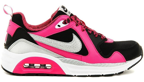 Tenis Nike Air Max Trax Gs Originales Envío Gratis + Msi
