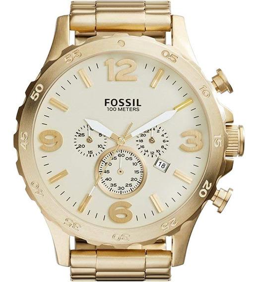 Relógio Masculino Fossil Original Garantia Barato Com Nota