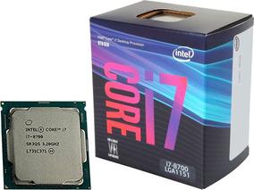 Processador Intel Core I7-8700 (coffee Lake), Hexa-core, 3.2