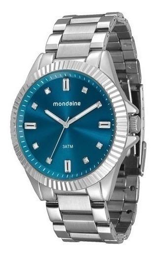 Relógio Mondaine Novo Frete Grátis- 12x S/juros 76474l0mvne4