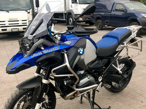 Bmw R1200gs Adventure 2015 Impecable
