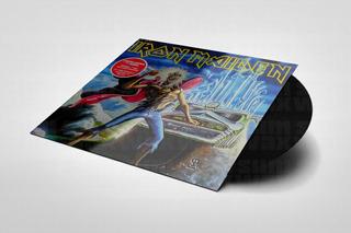 Iron Maiden - Run To The Hills (live) Vinilo 7
