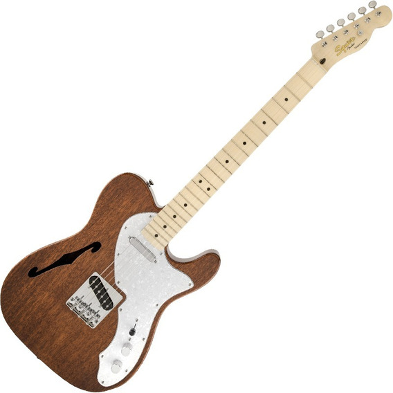 Guitarra Fender Squier Semi Acústica Classic Vibe Thinline