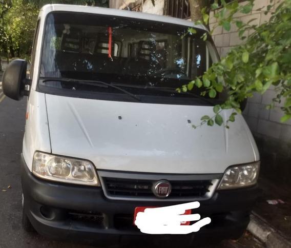 Fiat Ducato Minibus 15 Lugares