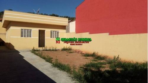 Casa Nova Em Avenida - Jardim Santa Júlia - Financiamento - 613