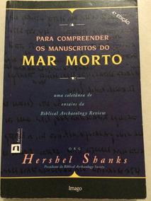Livro - Para Compreender Os Manuscritos Do Mar Morto