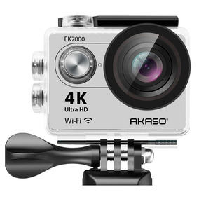 Action Camera 4k Ultra Hd Akaso Wireless Prova D