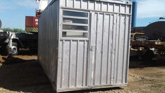 Container Escritório Eurobras - 2506